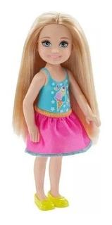 Barbie Chelsea Envio Inmediato Original Club Chelsea