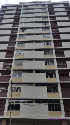 Apartamento Para Venda No Centro Historico De São Paulo - 517