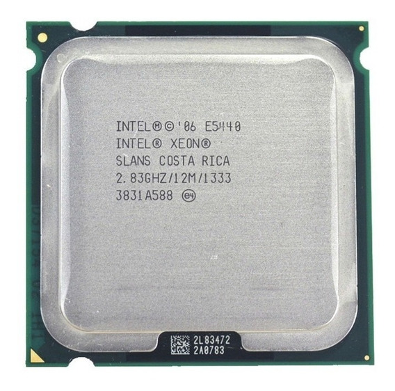 Processador Intel Xeon E5440 Lga 771 Frete Gratis Carta R ¨