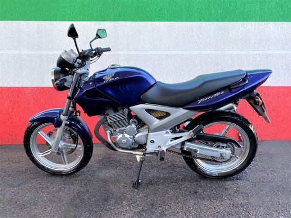 Honda Twister 250 Em Raro Estado. Linda Moto!
