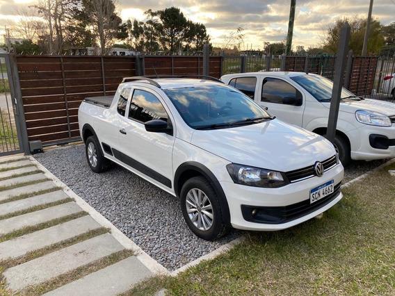Volkswagen Saveiro G6 1.6 Cab. Ext. Edición Extra Full