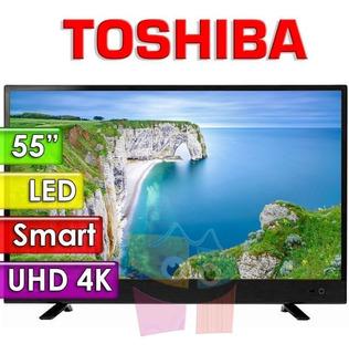 Smart 55 Pulgadas 4k Ultra Hd Toshiba