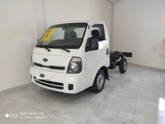 Kia Bongo 2013 2.5 Std 4x2 Rs Turbo S/ Carroceria 2p