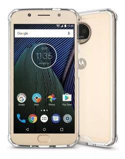 Funda + Vidrio Templado Motorola G5 G5s G5 Plus G6 Y Mas