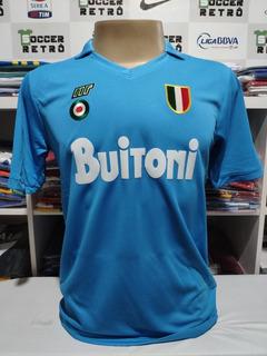 Camisa Napoli 1987-88 Maradona 10