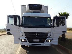 Mercedes-bens 2426 6x2 Ano 2014 Frigorífico Gancheira 24-250