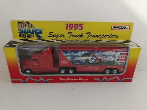Miniatura Caminhão Super Truck Transportes 1995 Escala 1:32
