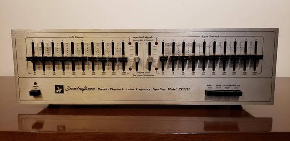 Equalizador Soundcraftsmen - Modelo Rp2212