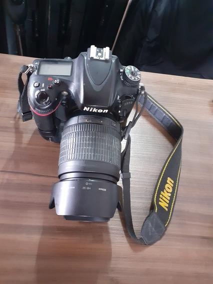 Câmera Nikon D600 + Lente 18-105 + Grip E Nota Fiscal