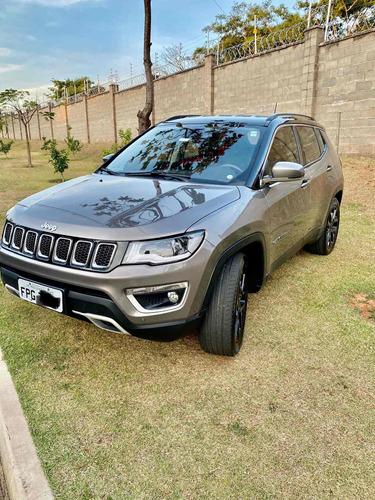 Imagem 1 de 6 de Jeep Compass Limited Diesel Htech