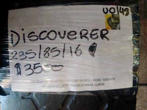 Discoverer 235 85 16 En Tzl Neumáticos (u0148)