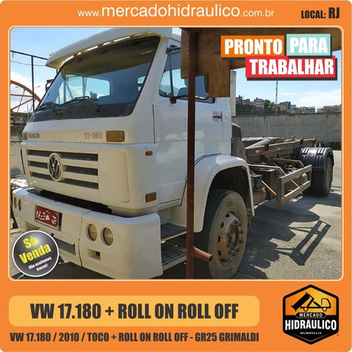 Vw 17.180 / 2010 Toco - Roll On Roll Off Gr25 Grimaldi