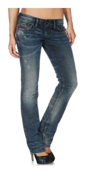 Diesel Jeans Italy Para Dama Modelo Bebel 24x30. True.