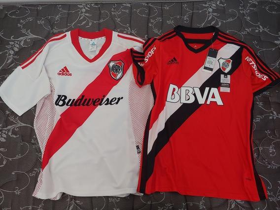 Camisetas River 2002 2003 2015 Adizero