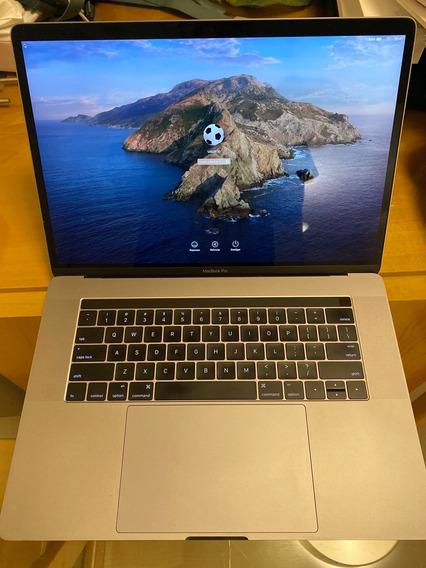 Macbook Pro 15-inch Touchbar 2,6ghz I7 16gb 2016 - Apple