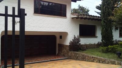 Casas En Arriendo Loma Del Campestre 473-5636