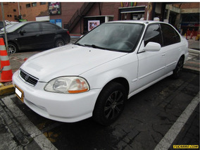 Honda Civic Lx Mc 1500 P4