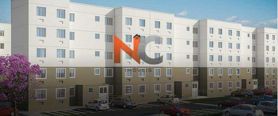 Apartamento Com 2 Dorms, Vila Avelina, Nova Iguaçu - R$ 165.148,00, 50m² - Codigo: 86 - V86