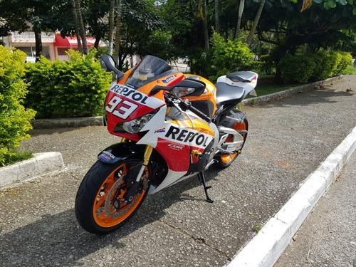 Moto Honda Fireblad Repsol Série Limitada