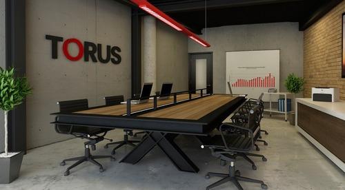 H Oficina En Venta En Torus Querétaro P4b