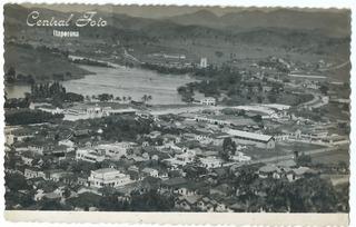 Cartão Postal Antigo Itaperuna Rj Panorama