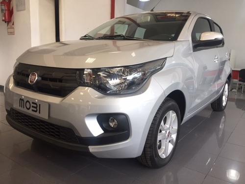 Plan Nacional Fiat Mobi 0km Retira Con Vehiculo Cuotas 0% M-