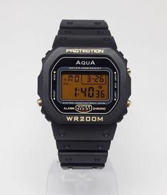 Relógio Masculino Bolsonaro 2019 Digital Aqua #prova D