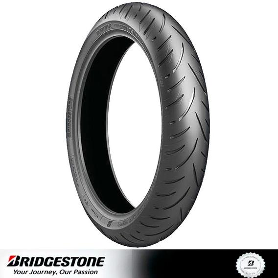 Pneu Moto Bridgestone Dianteiro 120 70 17 T31 58w Gt