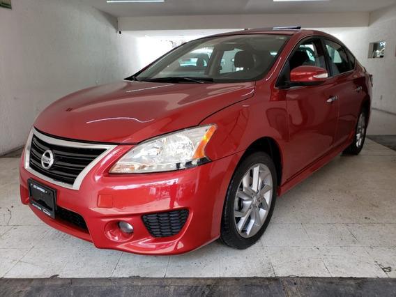 Nissan Sentra Sr 2014 At