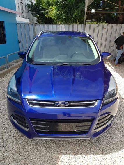 Ford Scape Bl Nuevo Inicial 7,000 Us