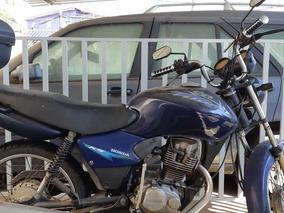 Honda Cg Titan Ks 125cc 2002 - Tanque E Acessórios Da 2004