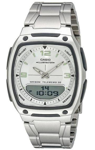 Relógio Casio Masculino Standard Aw-81d-7avdf Original Nota