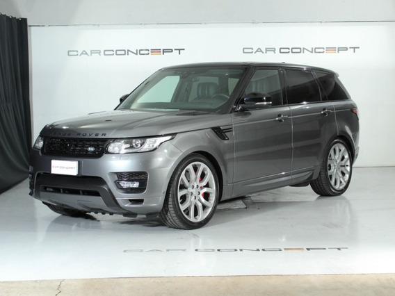 Land Rover Range Rover Sport 5.0 Sc Autobiography 2017