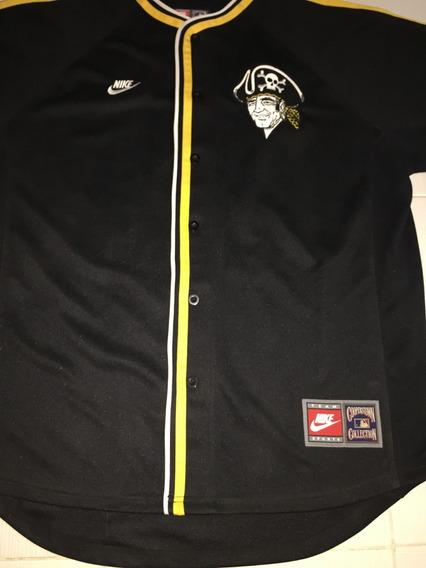 Jersey Piratas Pittsburgh Roberto Clemente Nike Cooperstown