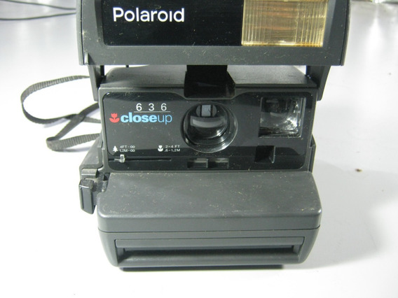 Polaroid 636 Closeup