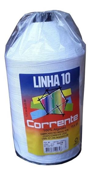 Linha 10 De Pipa Corrente - 12000 Jardas 100% Algodão C/ 02