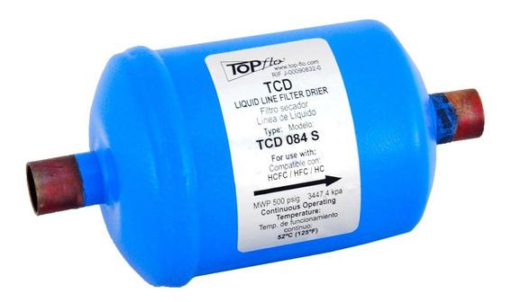 Filtro Secador Topflo Tcd-084 Líquidos Hasta 23 Ton