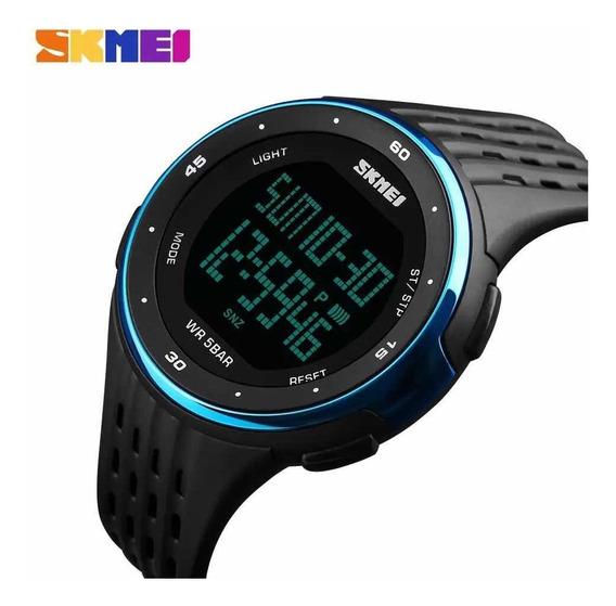 Relógio Masculino Skmei Esportivo Original Mergulho Promoção
