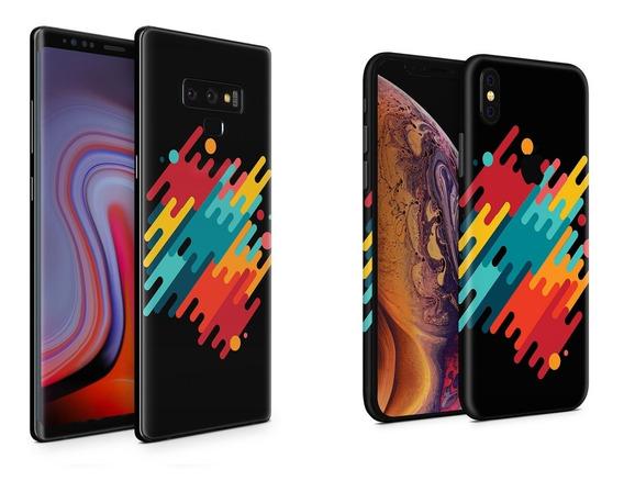 Skin Geometric Move Apple Samsung Huawei Lg Sony Xiaomi Etc