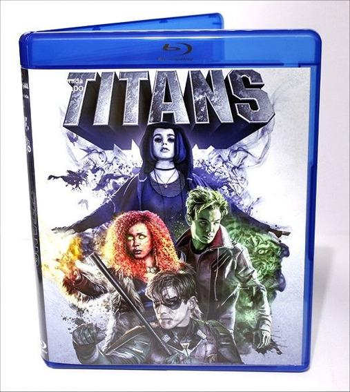 Blu-ray Da Série Titans - 1ª Temporada - Legendado
