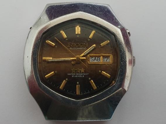 Ricoh Automático Day-date Antigo 02 Cx09