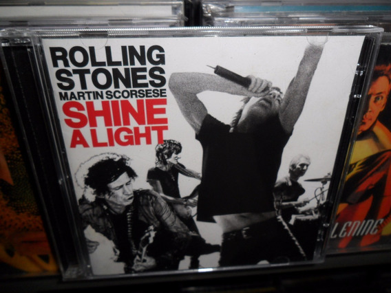 Cd Rolling Stones Shine A Light Duplo