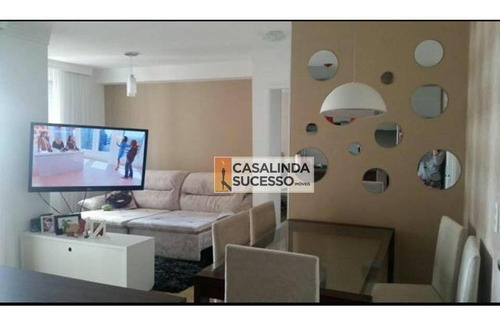 Imagem 1 de 8 de Apto 50m² 2 Dormts 1 Vaga Próx Shopping Aricanduva - Ap5036 - Ap5036