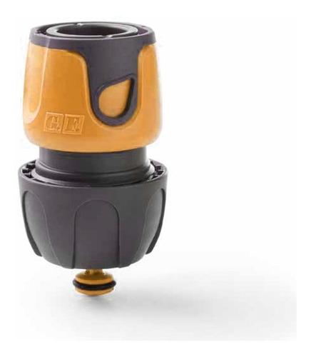 Acople Rapido Manguera De 1/2 Y 5/8 Stop Gf Gf5043 Aquaflex