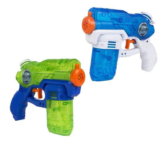 Pistola Agua Xshot Blaster X2 Doble Stealth Soaker Precision