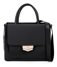 Bolsa Petite Jolie Stella Bag Pj3989 Pvc Verniz   Adrys