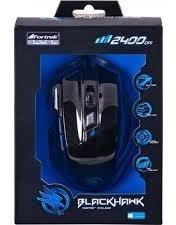 Mouse Gamer Black Hawk Om703 Fortrek