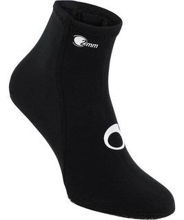 Zapato Acuático Sin Suela De Buceo 2mm 8301065 2
