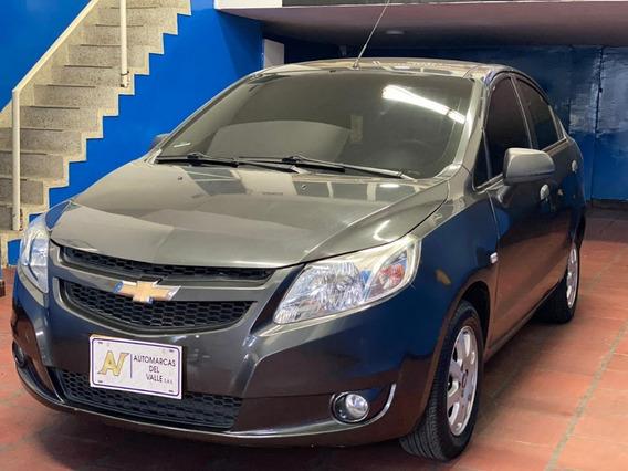 Chevrolet Sail Lt Modelo 2015