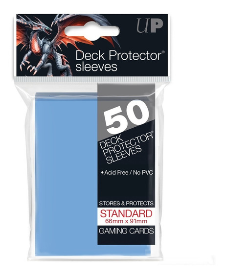 Protectores Ultra Pro X50